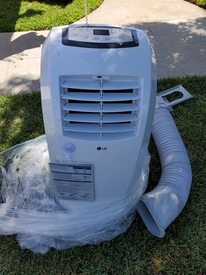 LG AC UNIT WORKS GREAT 🥶 FIRM ON PRICE NO HOLDS for Sale in Fresno, CA