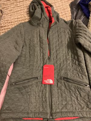 The North Face Quilted Jacket Size Small for Sale in Fountain Inn, SC