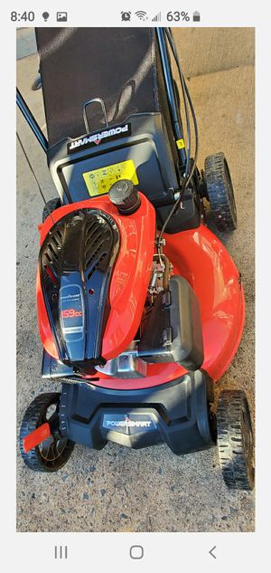 Powersmart law mover self propelled for Sale in Herndon, VA