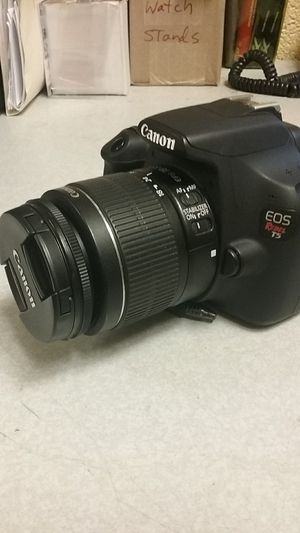 Canon digital SLR camera for Sale in Broken Arrow, OK
