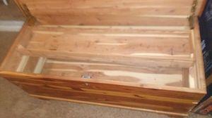 Cedar hope chest for Sale in Wichita, KS