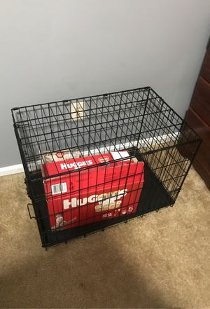 Medium dog crate for Sale in Greater Landover, MD