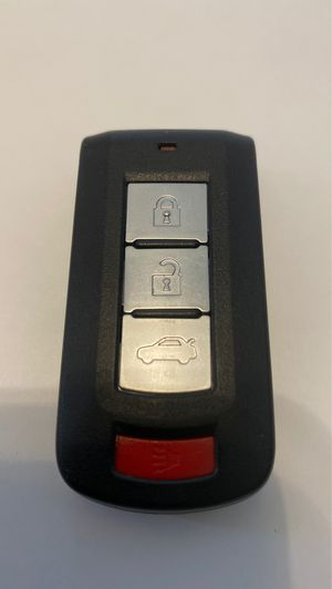 Mitsubishi Lancer remote smart key fob for Sale in West Covina, CA