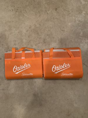 2 Baltimore Orioles Beach Blankets for Sale in Reisterstown, MD