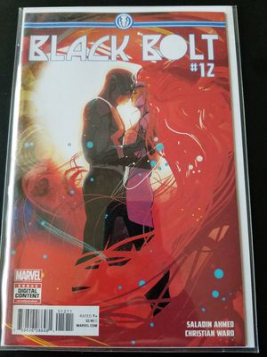 Black Bolt #12 for Sale in Tracy, CA