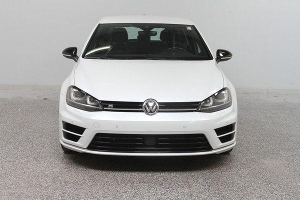 2017 Volkswagen Golf R