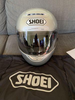 SHOEI - X11 Silver Helmet for Sale in Annandale, VA