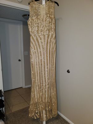 Reception evening dress Size S/M for Sale in Winter Haven, FL