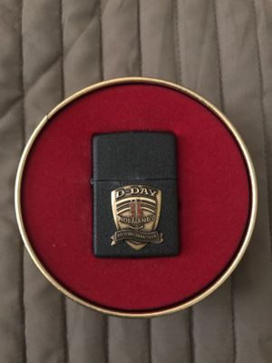 Zippo lighter Normandy 50th Anniversary for Sale in Scottsdale, AZ