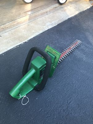 Electric Hedge Trimmer for Sale in Gainesville, VA