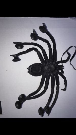 Giant window spider firm price for Sale in Glendale, CA
