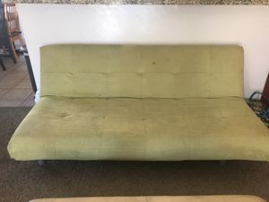 Full size futon for Sale in Fort McDowell, AZ