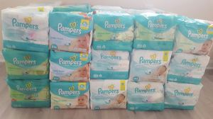 Pampers wipes 3pack for Sale in Miami, FL
