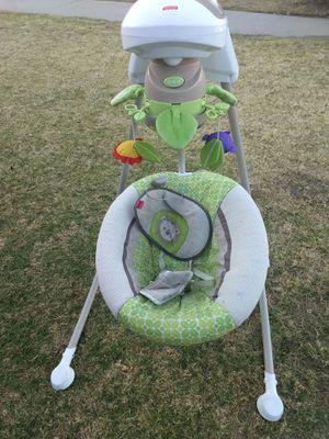 Baby swing for Sale in Rialto, CA