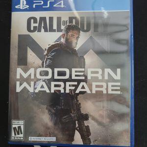 Call Of duty: Modern Warfare for Sale in Vancouver, WA