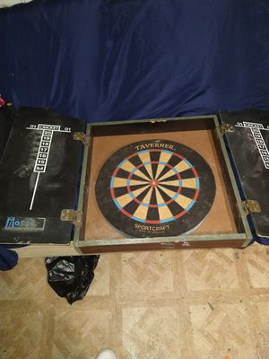 Dart board for Sale in Watauga, TX