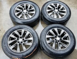 """INFINITI JX35 18"""" INCH WHEEL RIM WITH TIRES for Sale in Fort Lauderdale, FL"""