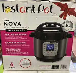 Instant pot for Sale in Galena Park, TX