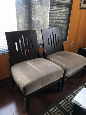 Accent chairs for Sale in Gaithersburg, MD