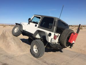 Jeep Wrangler Rubicon 2006 118k miles for Sale in La Mesa, CA