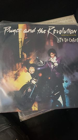 Prince and Revolution let's go crazy for Sale in Mesa, AZ