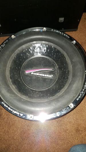 Audiobahn subwoofer for Sale in South Salt Lake, UT