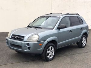 2005 Hyundai Tucson for Sale in Lakewood, WA