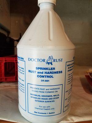 7 Gallons Dr. Rust Sprinkler & Rust for Sale in Virginia Gardens, FL