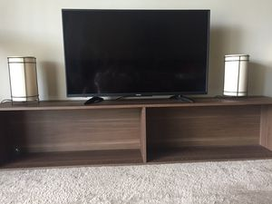 TV Stand (repurposed Billy Shelf) for Sale in Decatur, GA