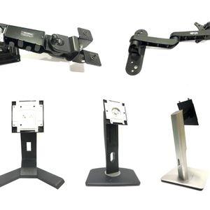 Global Industrial Computer Monitor Arm OR Deskyop Base OR Tripp-Lite Arm for Sale in Deerfield Beach, FL