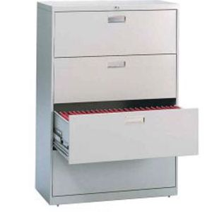 HON 600 Series and 500 Series 4 Drawer Lateral File Cabinets for Sale in Los Angeles, CA