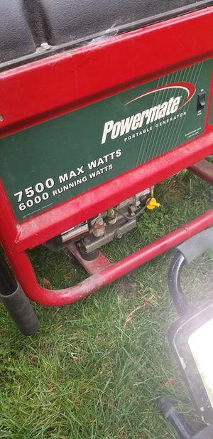 Generator 7500 watt for Sale in Brier, WA