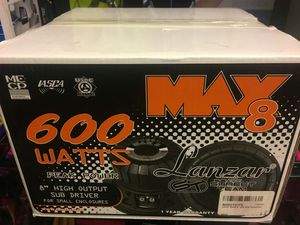600 watts Subwoofer for Sale in Los Angeles, CA