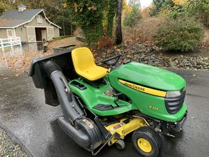 John Deere X324 Mower/Tractor for Sale in Kent, WA