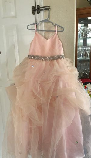 Flower Girl Dress Size 7 for Sale in Paramount, CA