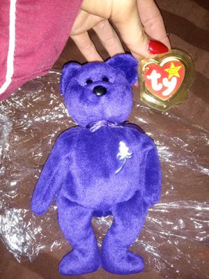 Princess diana beanie baby for Sale in Anderson, SC
