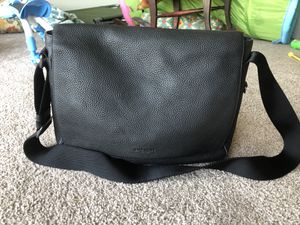 Coach messenger bag for Sale in Baltimore, MD