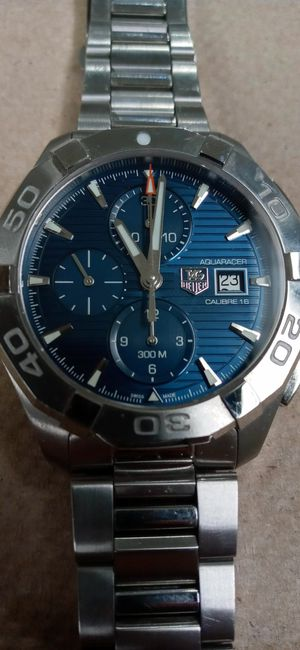 Tag Heuer Aquaracer Calibre 16 for Sale in Arlington, TX
