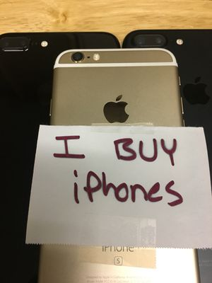iPhones 6 and up for Sale in Columbus, OH