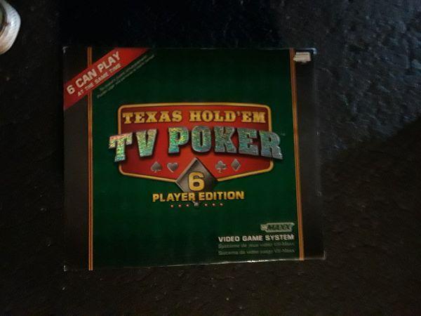 Texas Hold'em TV poker