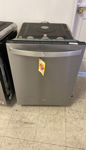 Whirlpool WDT7SDSAHZ new dishwasher! Act fast! Must sell! 🙀🙊😳🙀 for Sale in Austin, TX