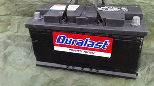 Duralast rv battery for Sale in Olympia, WA
