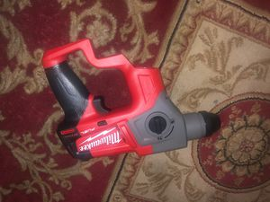 Milwaukee m12 sds plus rotary hammer drill for Sale in Silver Spring, MD