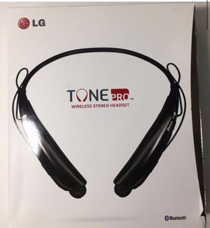 Lg tone-pro headset Bluetooth for Sale in Dearborn, MI