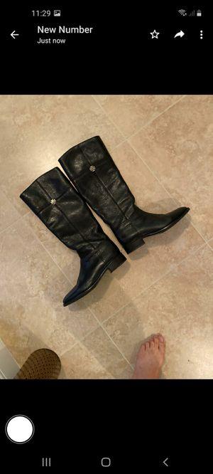 Tory Burch boots size 9 for Sale in Tamarac, FL
