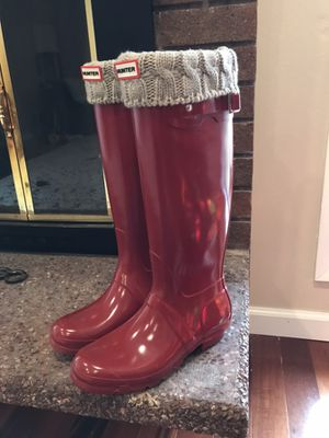 Women's hunter boots size 9 for Sale in Oregon City, OR