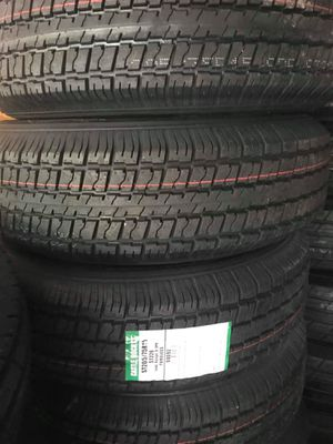 New 8 ply Trailer Rim & Tire for Sale in Mount Plymouth, FL
