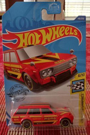 Hot Wheels Datsun 510 Bluebird Wagon Momo for Sale in Humble, TX