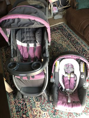 Graco stroller and car seat for Sale in Vancouver, WA
