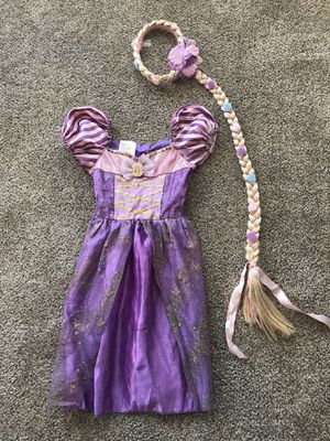 Tangled/ Rapunzel costume for Sale in Las Vegas, NV